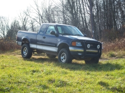 lifted04s 2004 Ford F150 Regular Cab