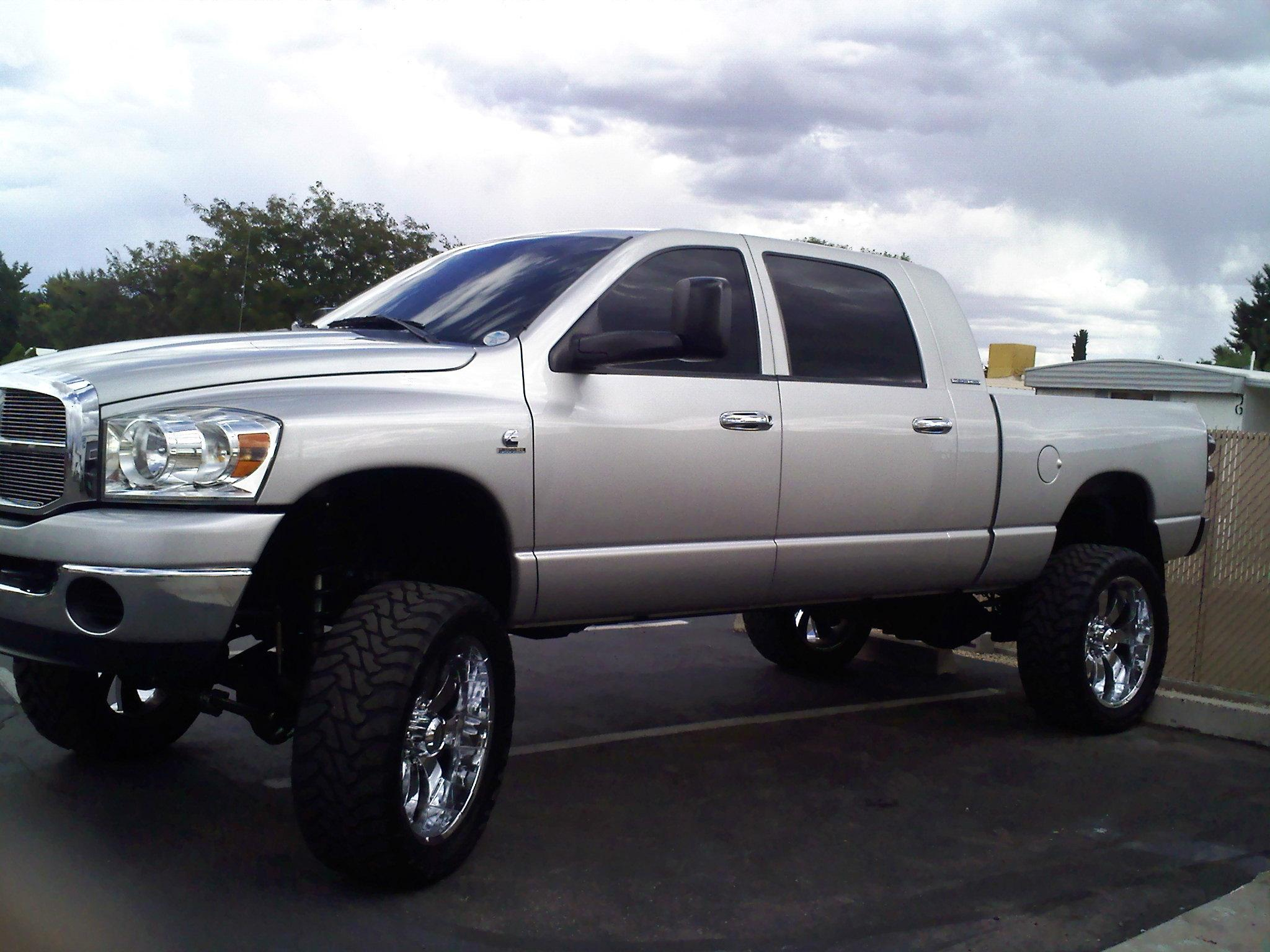 Another Rayzdgm 2007 Dodge Ram 2500 Mega Cab Post Photo 13961560