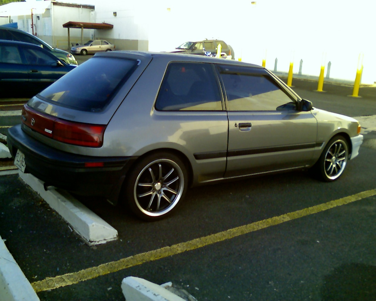 Another Don24seven 1994 Mazda 323 post... - 13961741