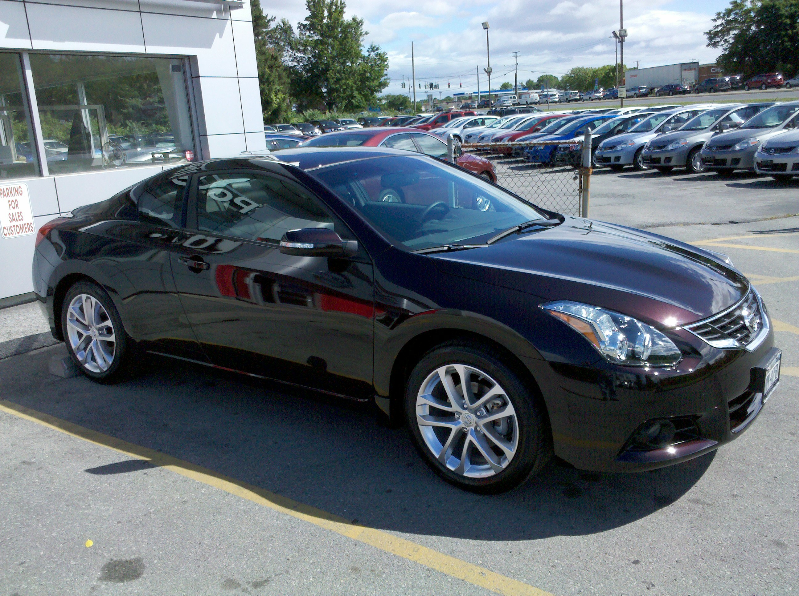 350cutlass71 2010 Nissan Altima3 5 Sr Coupe 2d Specs
