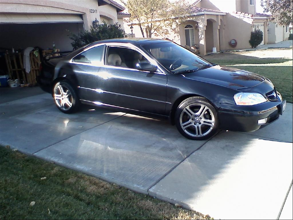 blkout17 39 s 2002 acura cl in victorville ca. Black Bedroom Furniture Sets. Home Design Ideas