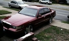 LVance 2000 Mercury Grand Marquis