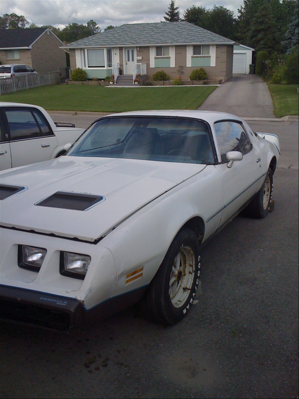 chris's Pontiac Firebird