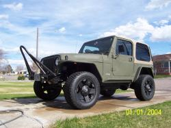 softservedqs 2000 Jeep TJ