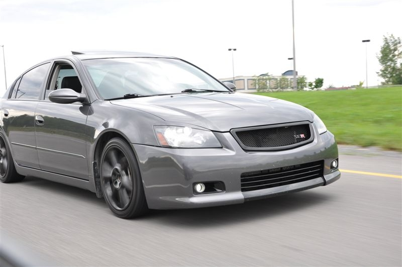 CharcoalMonsteR 2005 Nissan Altima 13965280