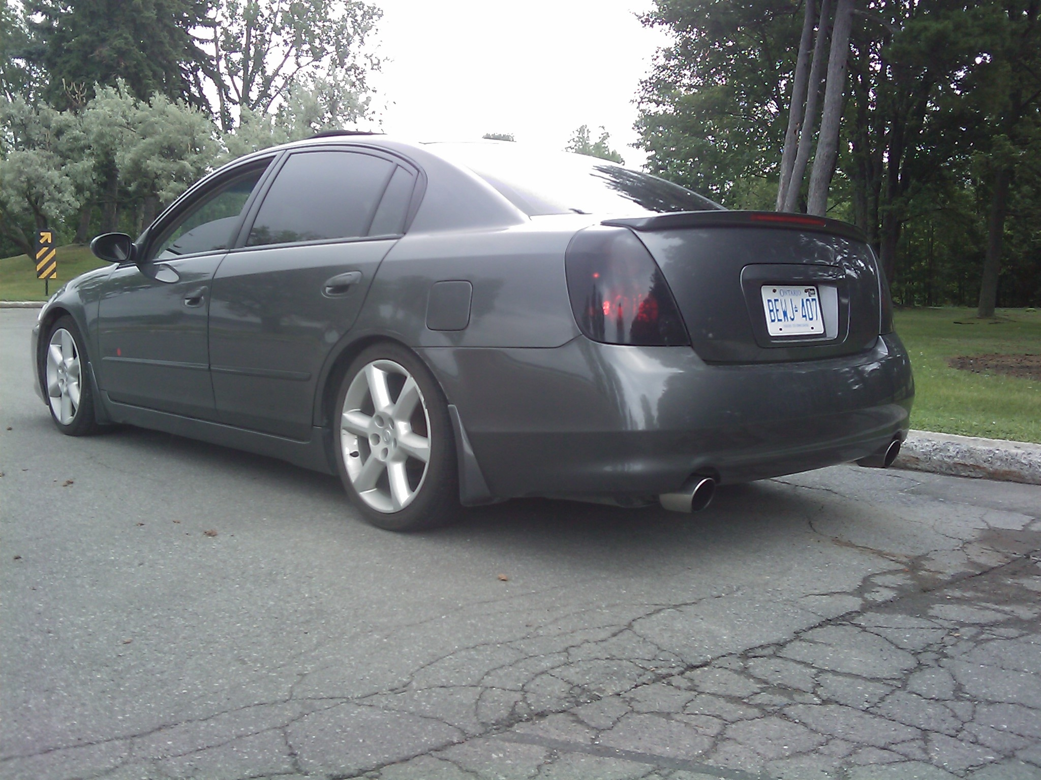 CharcoalMonsteR 2005 Nissan Altima 13965298