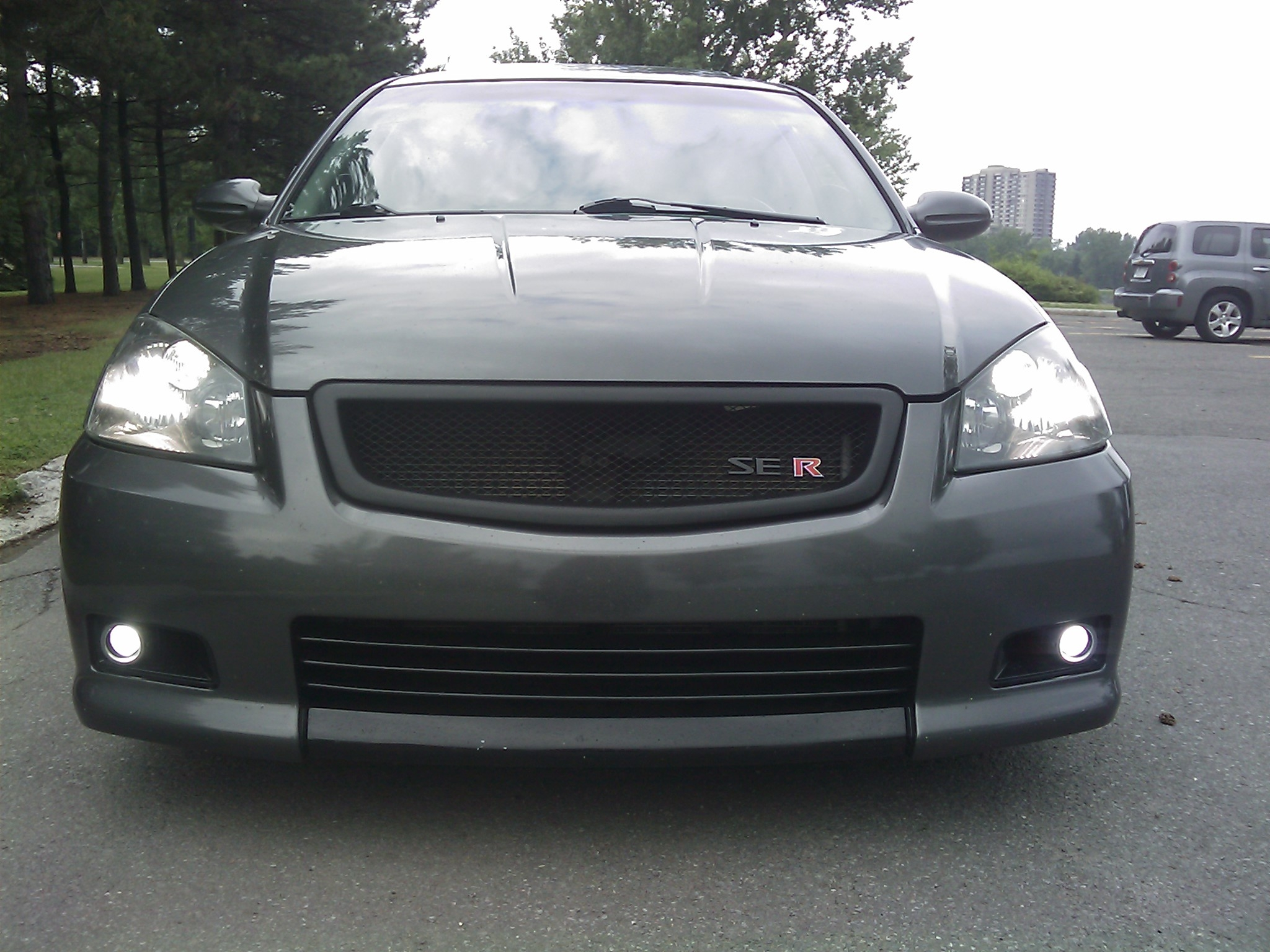 CharcoalMonsteR 2005 Nissan Altima 13965300