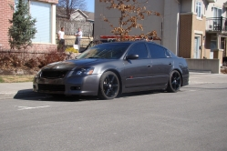 CharcoalMonsteRs 2005 Nissan Altima