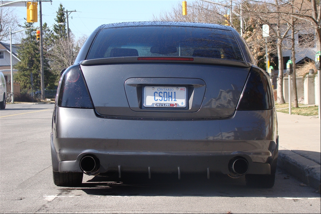 2006 Altima Se 3 5 Diffuser Nissan Forums Nissan Forum