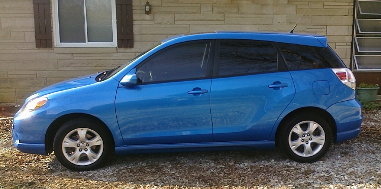 ChappyEight 2008 Toyota Matrix Specs, Photos, Modification ...