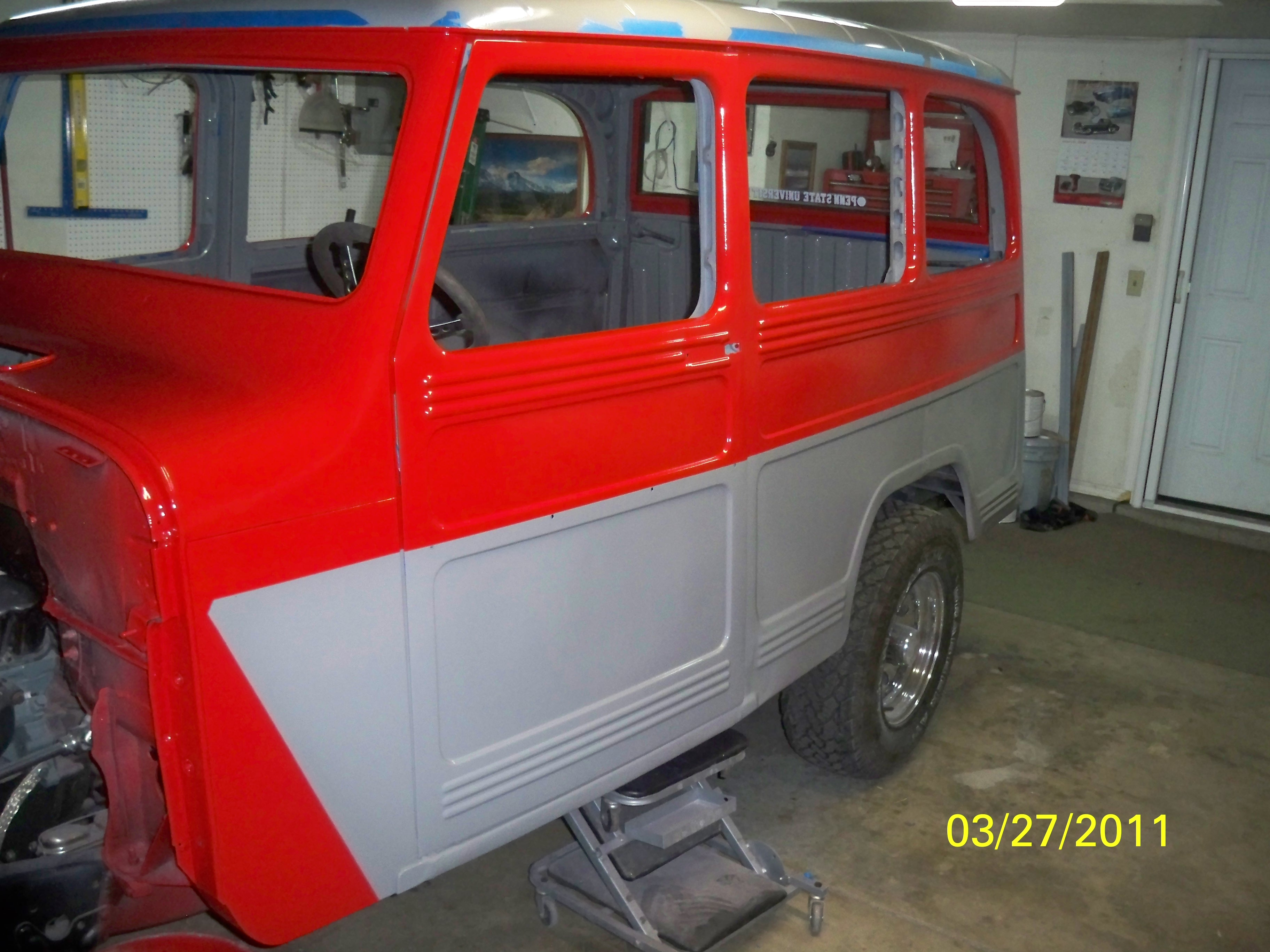 jpfreak69 1962 Willys Wagon 13969801