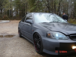 ChillinHondas 2000 Honda Civic