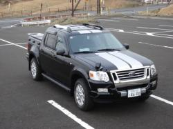 Terujaps 2009 Ford Explorer Sport Trac