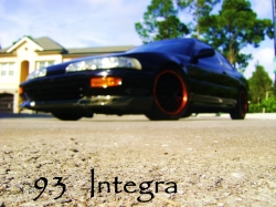 90sCarLovers 1993 Acura Integra
