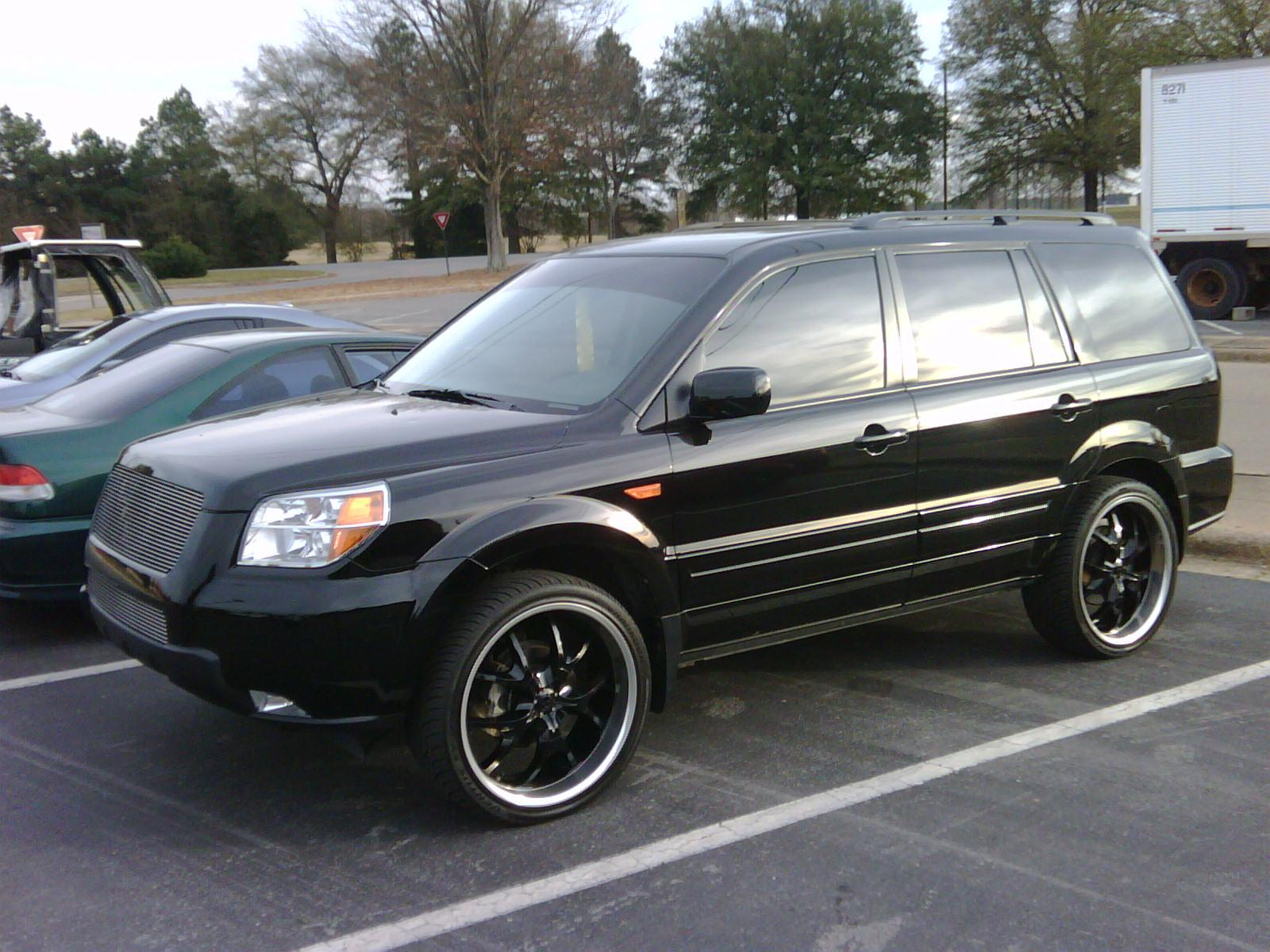 RustY 2008 Honda Pilot Specs Photos Modification Info at CarDomain