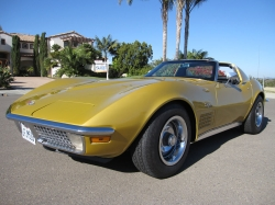 surfari747s 1971 Chevrolet Corvette