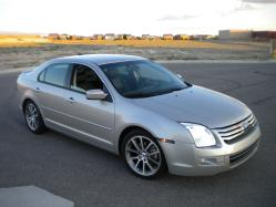 sikfords 2008 Ford Fusion 