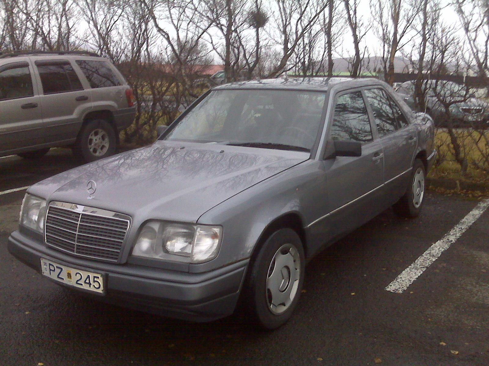 palliv 1989 mercedes benz 300e specs photos modification