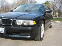 ALPINAMANs 2001 BMW 7 Series