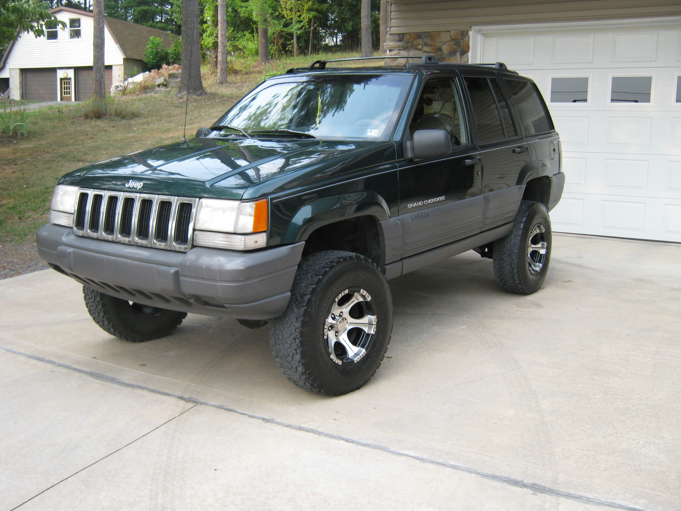 tweave51 1996 jeep grand cherokee specs photos modification info at cardomain. Black Bedroom Furniture Sets. Home Design Ideas
