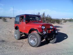 a1989swifts 1986 Jeep CJ7