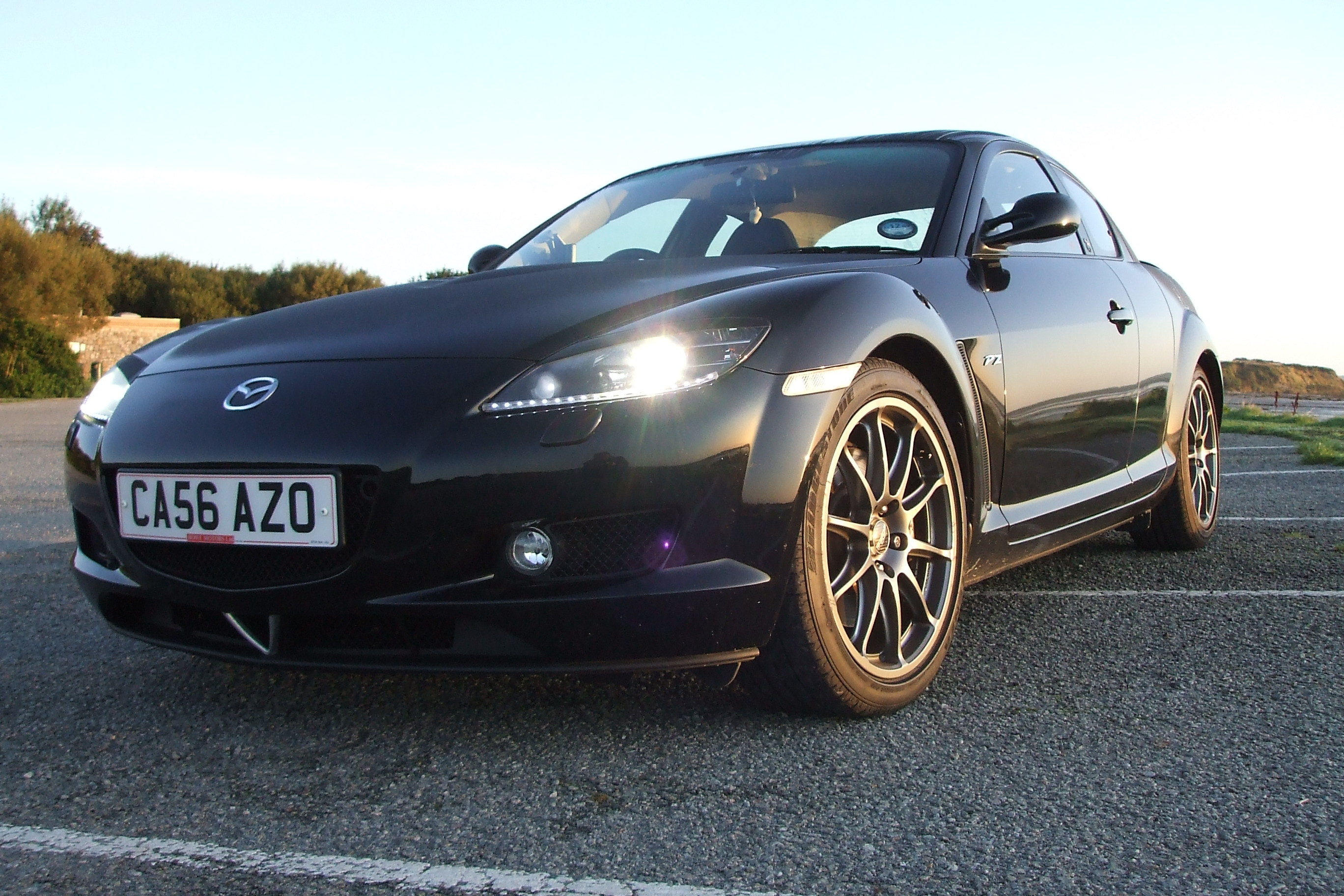 dino1now 39 s 2006 mazda rx 8 in holyhead. Black Bedroom Furniture Sets. Home Design Ideas