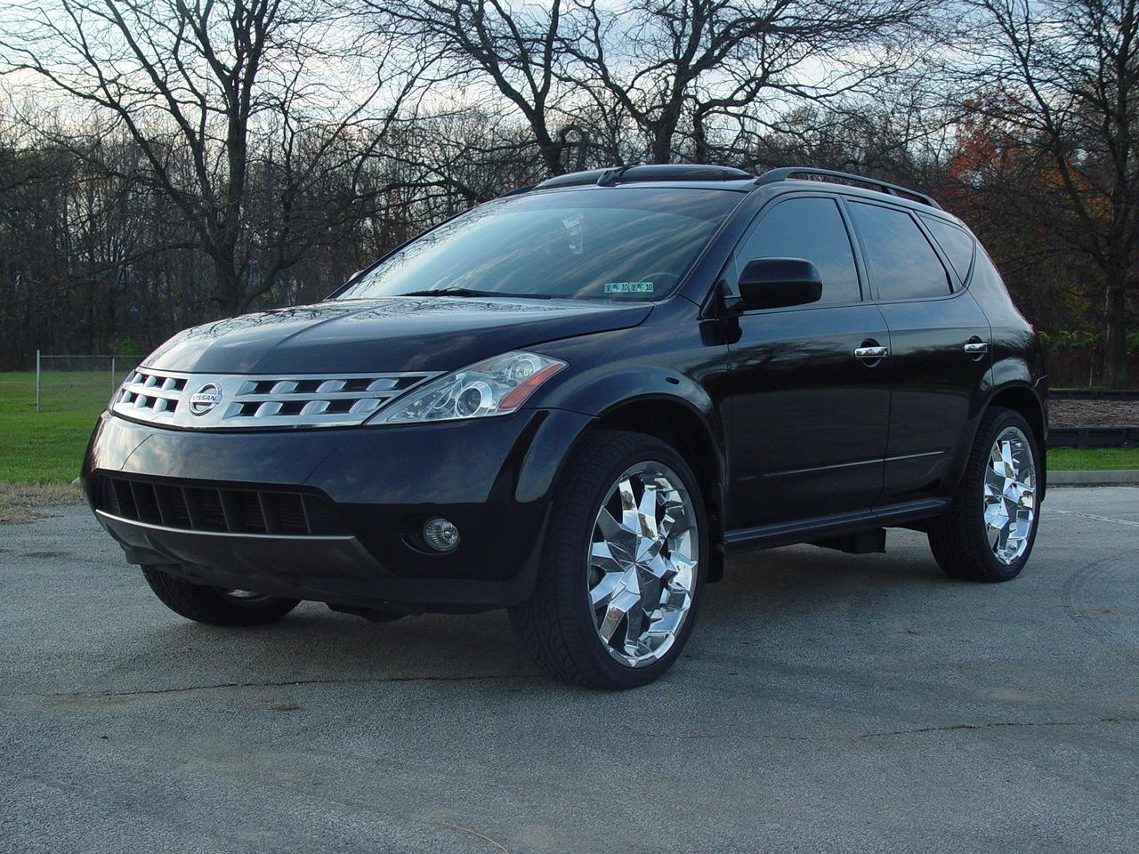 wsmith720 2004 nissan murano specs, photos, modification info at