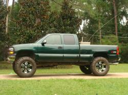 Hunter32s 2002 Chevrolet Silverado 1500 Regular Cab