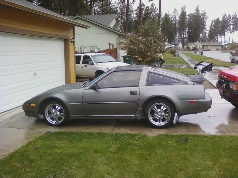 Mulishask8er22 1987 Nissan 300zx Specs Photos Modification Info At Cardomain