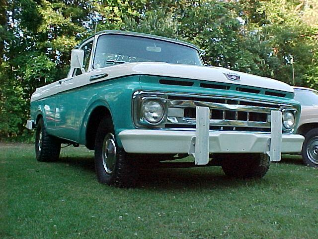 Blaze86Vic 1961 Ford F150 Regular Cab