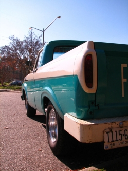 Blaze86Vics 1961 Ford F-Series Pick-Up