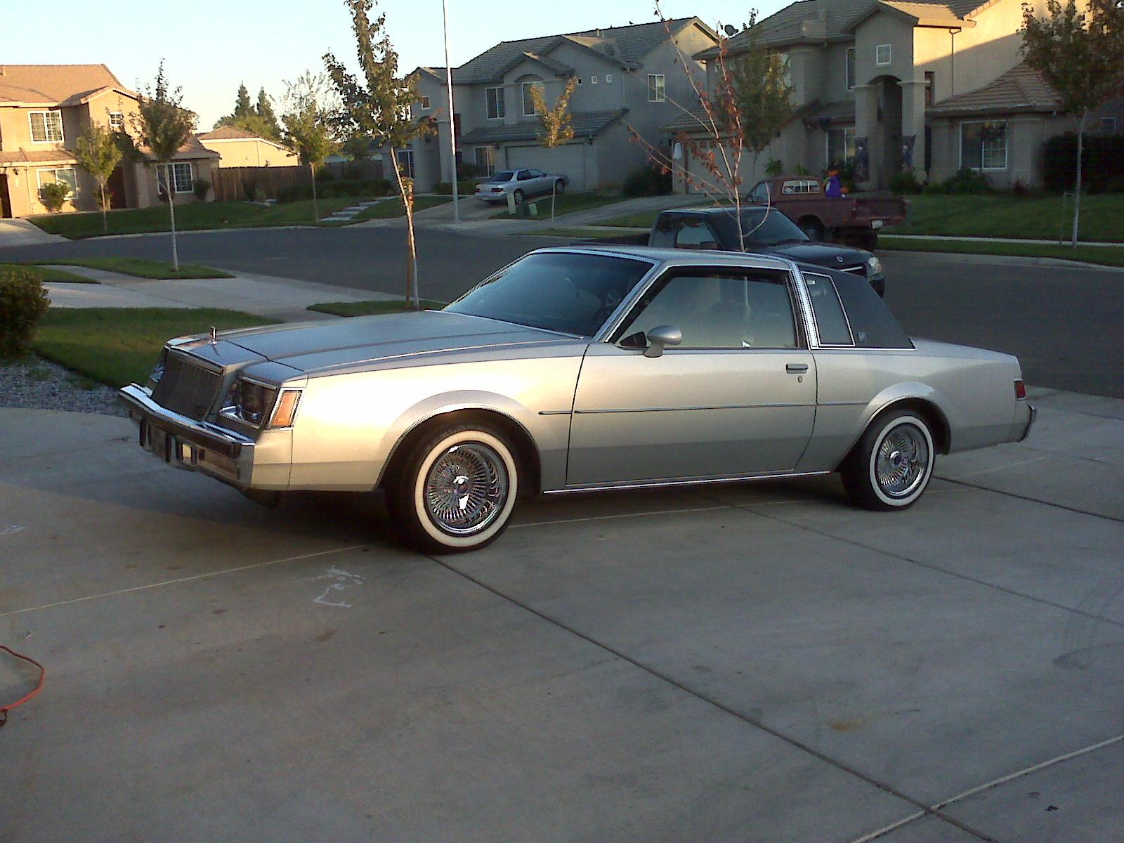 Gfride14 1981 Buick Regal Specs  Photos  Modification Info