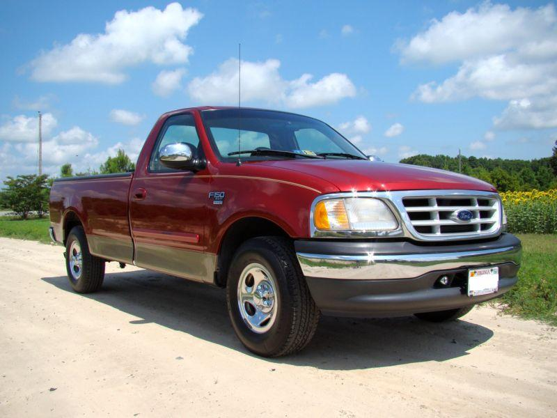 allthem 1999 ford f150 regular cab specs photos modification info at cardomain. Black Bedroom Furniture Sets. Home Design Ideas