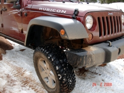 380SSs 2008 Jeep Rubicon