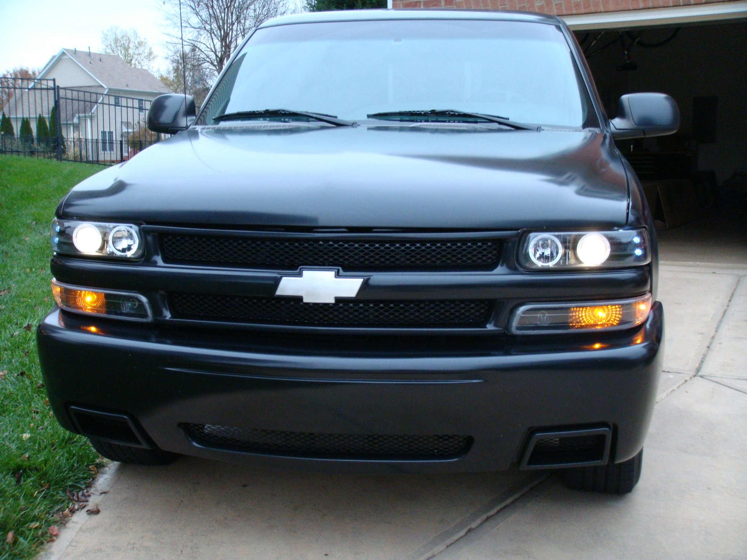Another pstuffy 2001 Chevrolet Tahoe post... - 13979554