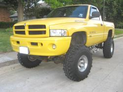 Juniortherednecks 1999 Dodge Ram 1500 Regular Cab