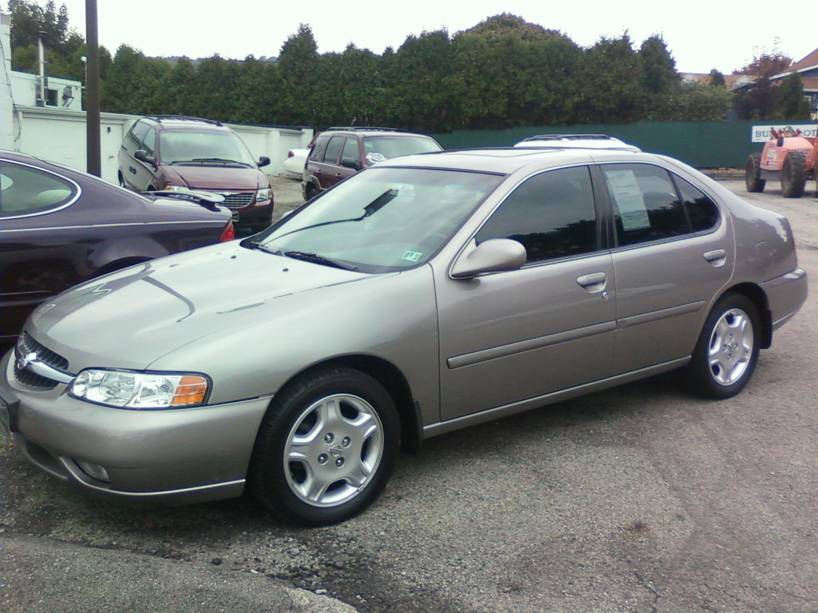 r41285 2001 Nissan Altima Specs Photos Modification Info at