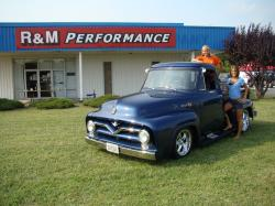 randmperformances 1955 Ford F150 Regular Cab