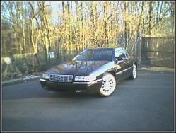 wheelman322s 1996 Cadillac Eldorado