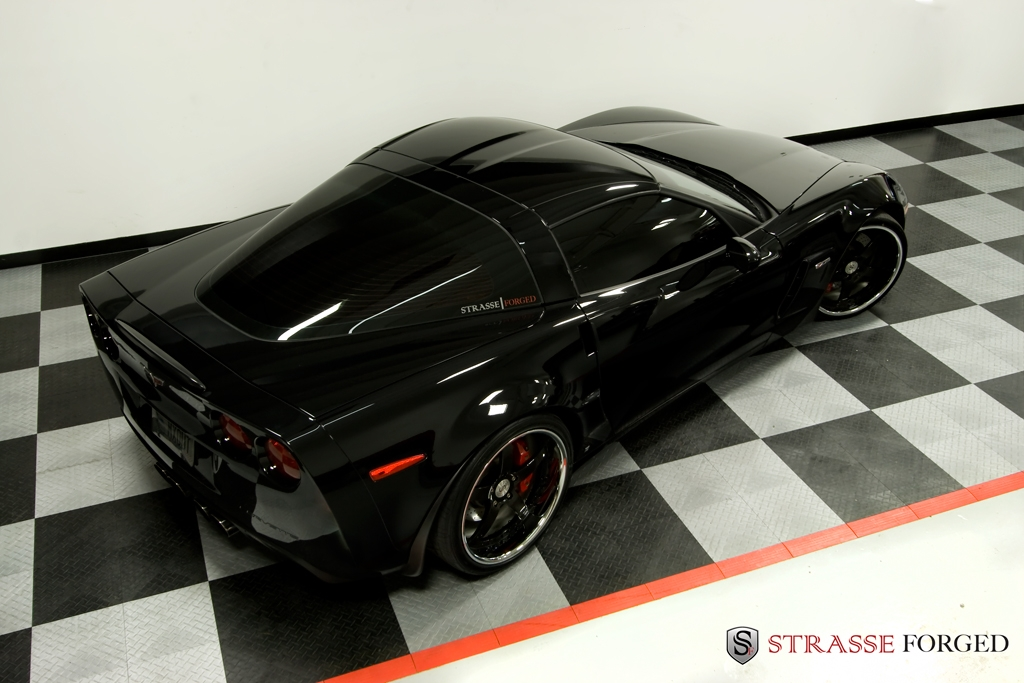 Another Strasse_Forged 2009 Chevrolet Corvette post... - 13980770