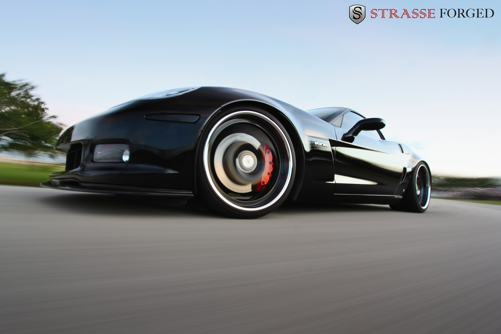 Another Strasse_Forged 2009 Chevrolet Corvette post... - 13980778