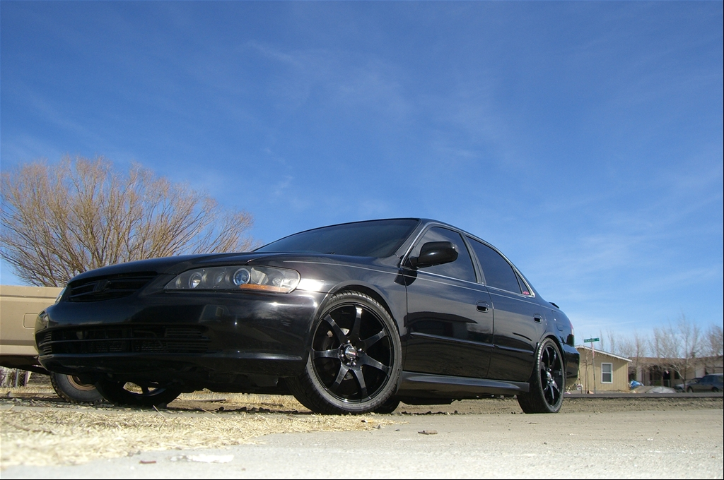 In Accord With Accord Tradition Honda Brought Out An Se ...