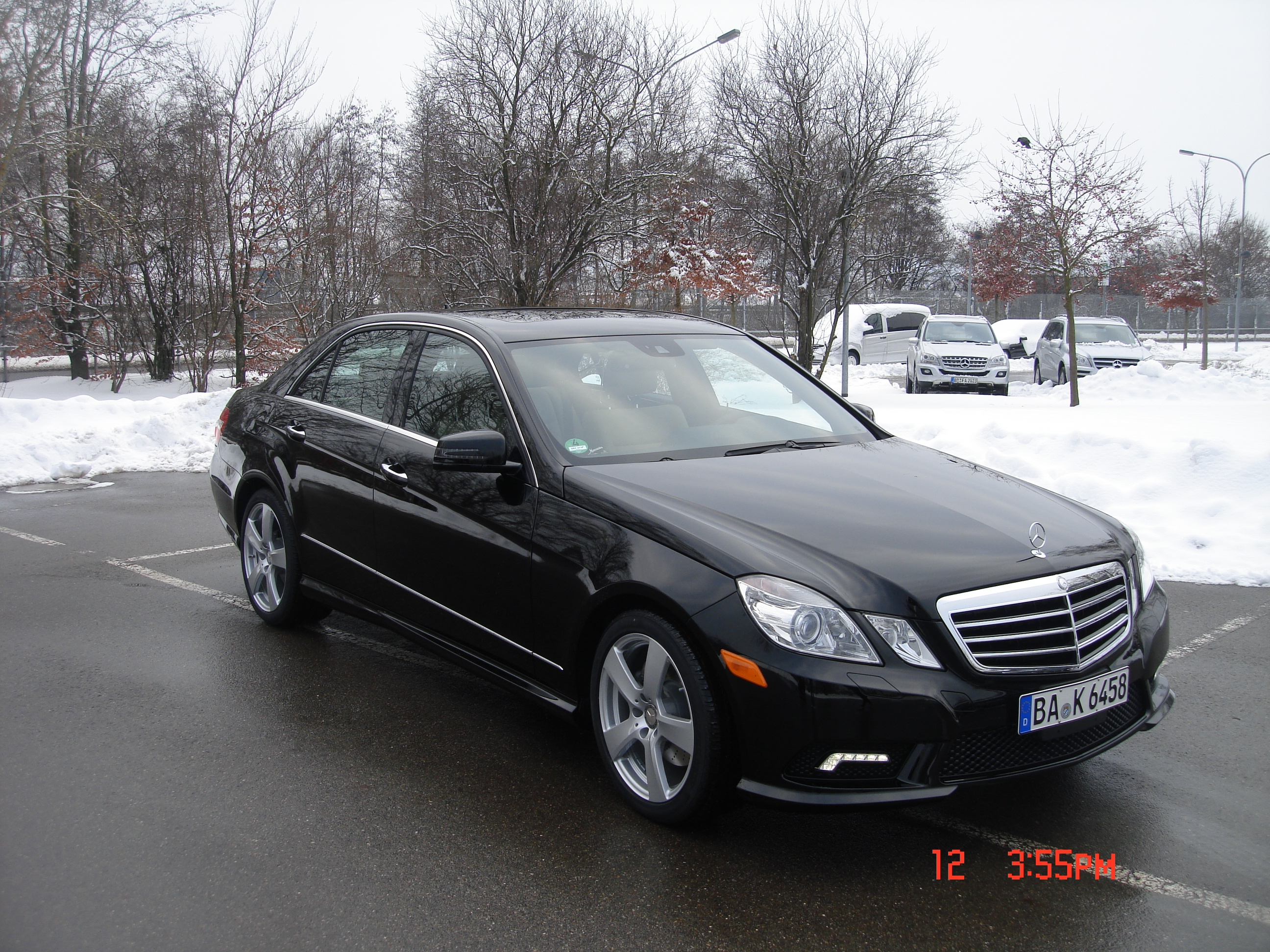 mccleary84 39 s 2010 mercedes benz e class in bamberg ae. Black Bedroom Furniture Sets. Home Design Ideas