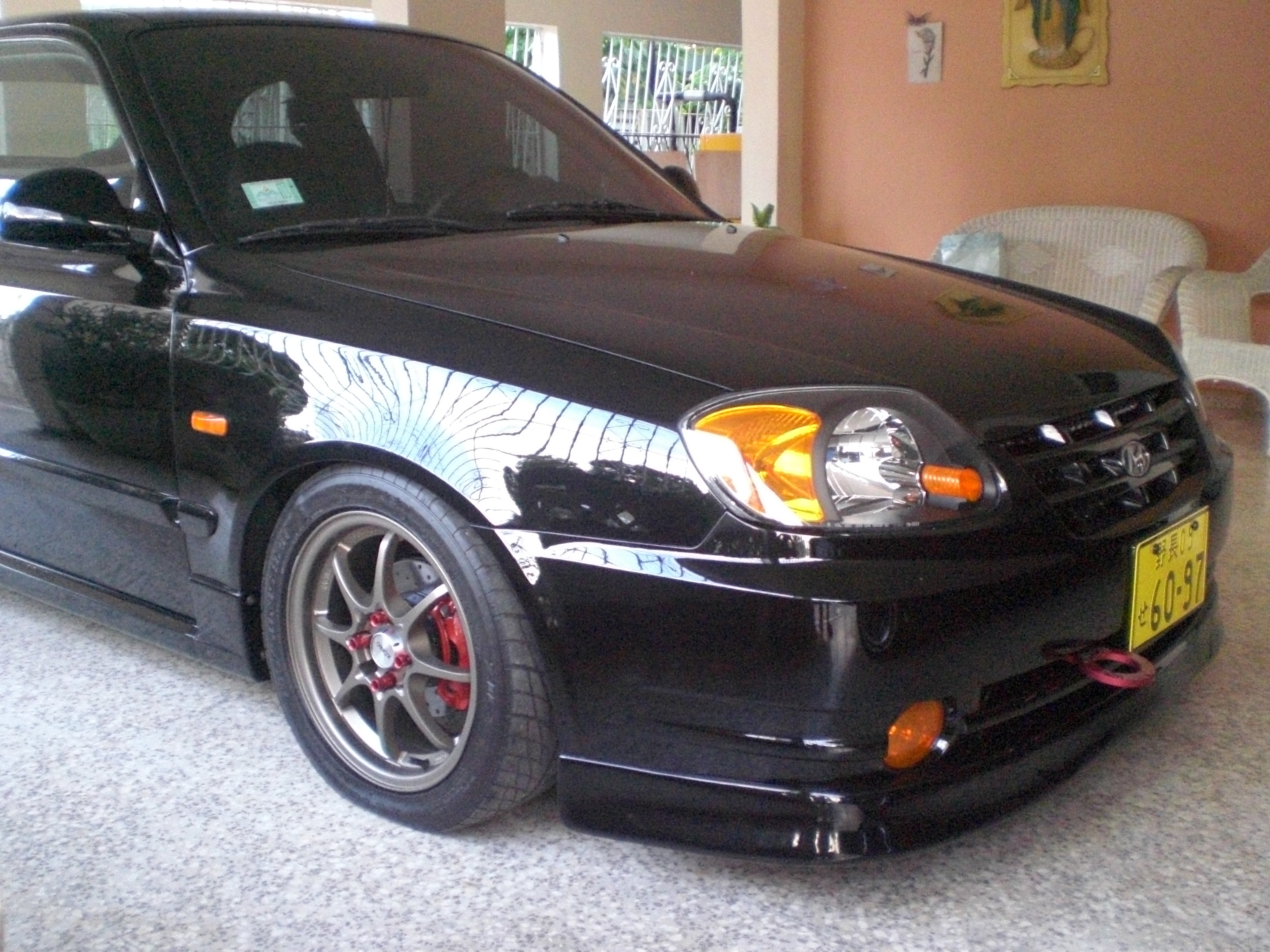 Jose Verna 2004 Hyundai Accentgt Hatchback Coupe 2d Specs Photos 2008 Santa Fe Wiring Harness Accent