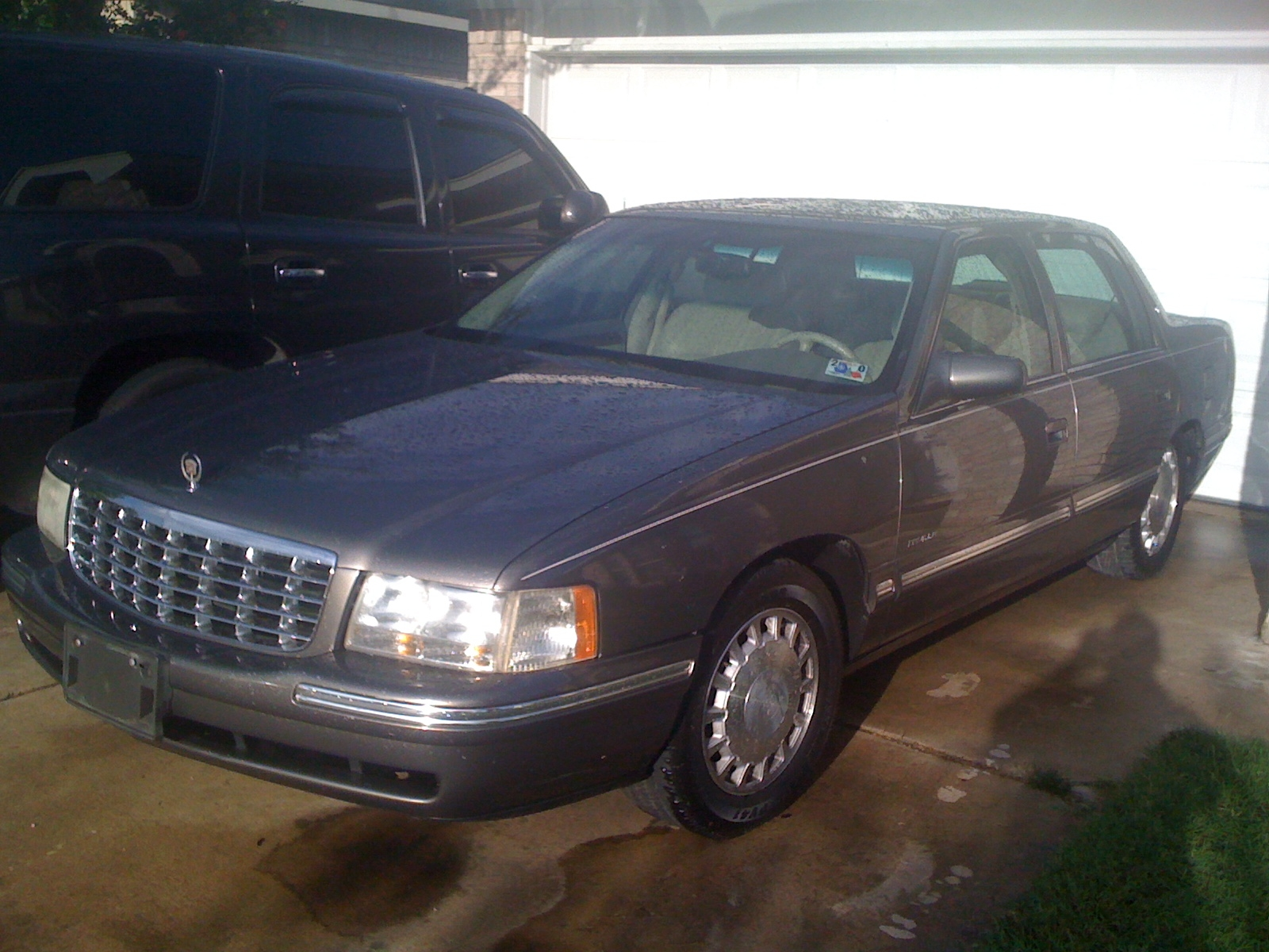 orangejuicedcav 1998 cadillac deville specs photos. Cars Review. Best American Auto & Cars Review