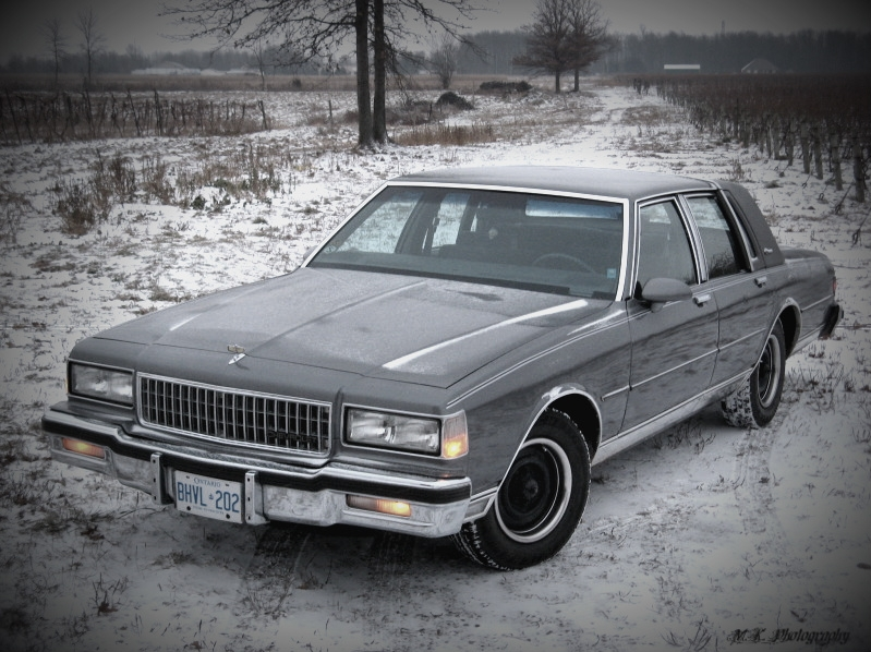 Another BLK_99_GMC 1989 Chevrolet Caprice post... - 13984135