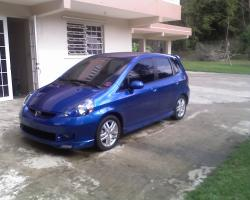 VITOWIN 2008 Honda Fit