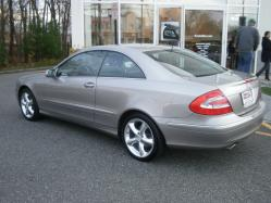 SpeedyCLKs 2005 Mercedes-Benz CLK-Class