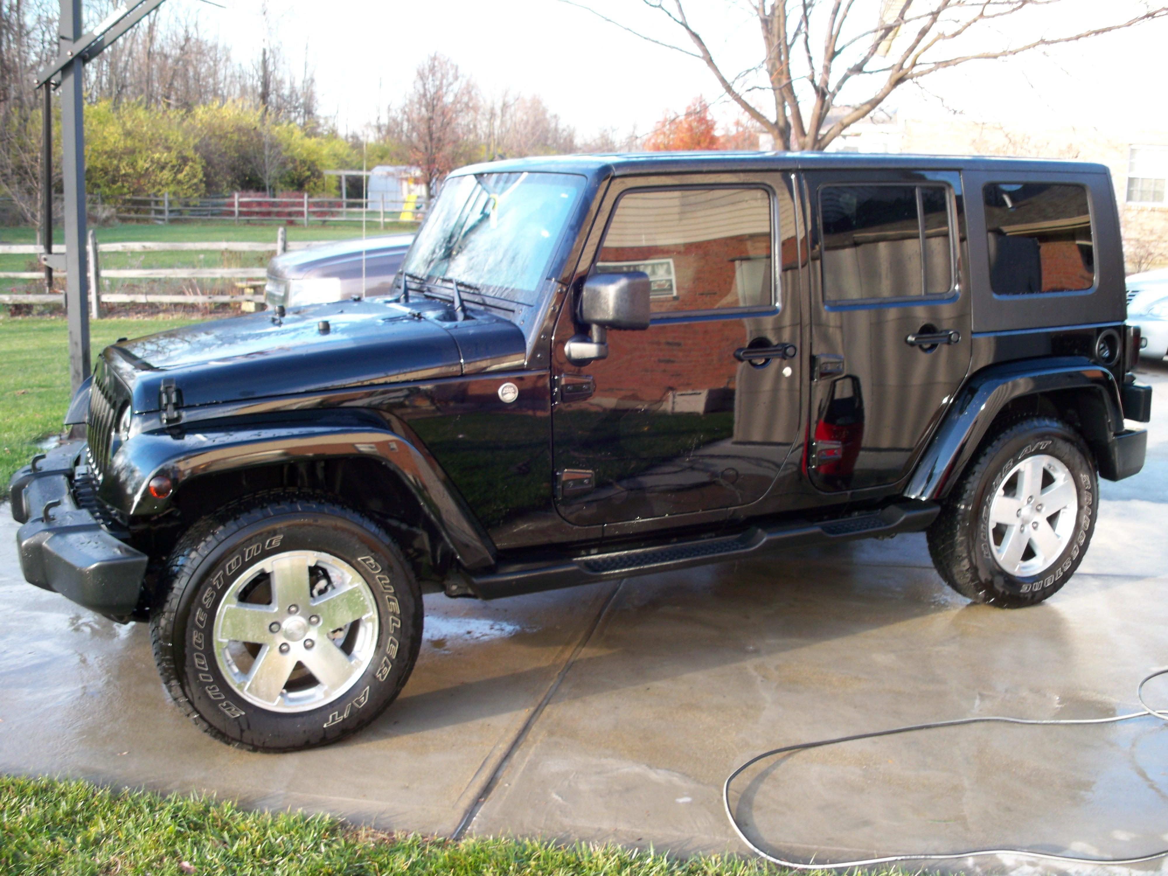 Another pdicky33 2009 Jeep Wrangler post... - 13987834