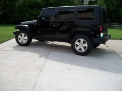 pdicky33s 2009 Jeep Wrangler